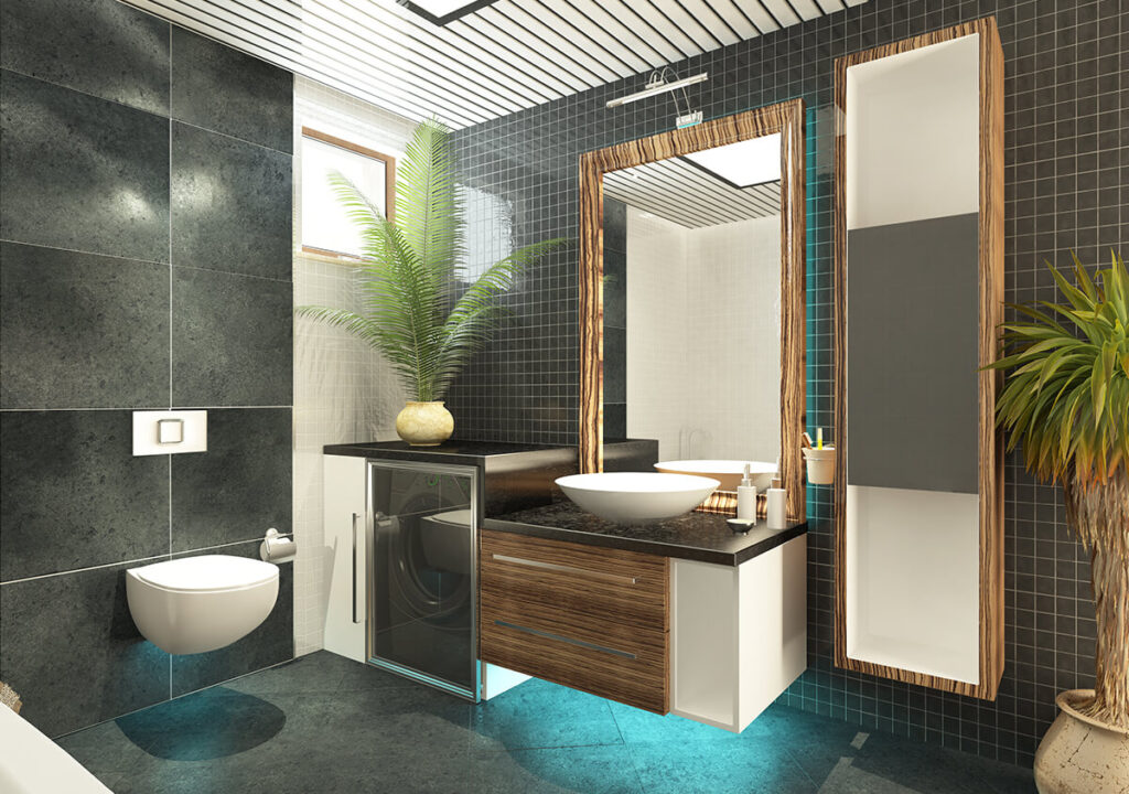 Greater Pacific Construction - Bath Renovation ~ Big Ideas For Small Spaces